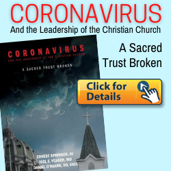Coronavirus - and the Leadership of the Christian Church